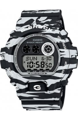 Часы Casio GD-X6900BW-1ER мужские наручные Япония
