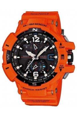 Часы Casio GW-A1100R-4AER мужские наручные Япония
