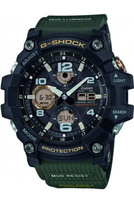 Часы Casio GWG-100-1A3ER мужские наручные Япония