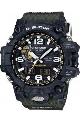 Часы Casio GWG-1000-1A3ER мужские наручные Япония