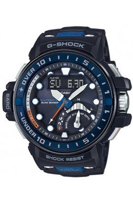 Часы Casio GWN-Q1000-1AER мужские наручные Япония