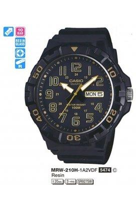 Часы Casio MRW-210H-1A2VEF мужские наручные Япония