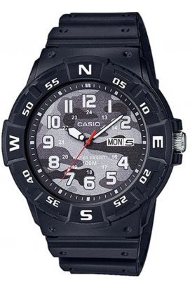 Часы Casio MRW-220HCM-1BVEF мужские наручные Япония