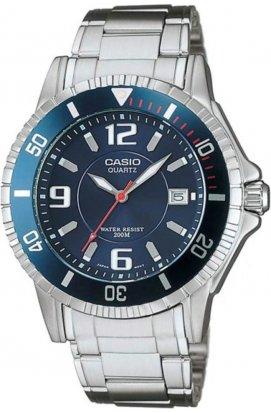 Часы Casio MTD-1053D-2AVEF мужские наручные Япония