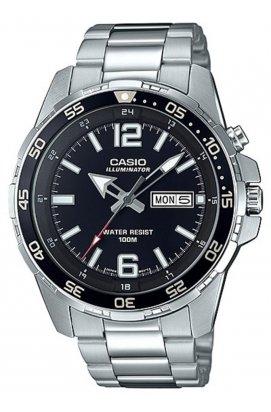 Часы Casio MTD-1079D-1A2 мужские наручные Япония