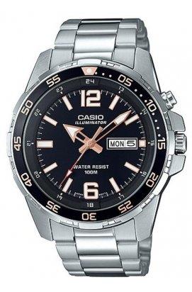 Часы Casio MTD-1079D-1A3 мужские наручные Япония