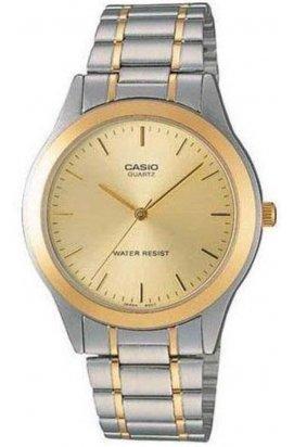 Часы Casio MTP-1128G-9A мужские наручные Япония