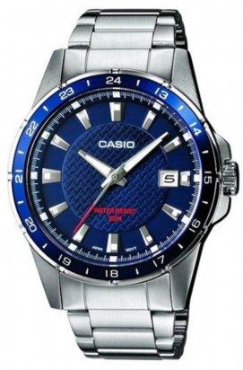 Часы Casio MTP-1290D-2AVEF мужские наручные Япония