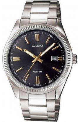 Часы Casio MTP-1302D-1A2VDF мужские наручные Япония