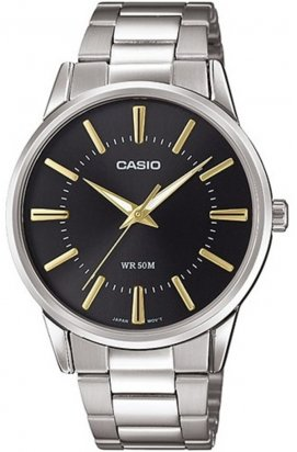 Часы Casio MTP-1303PD-1A2VEF мужские наручные Япония