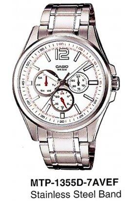 Часы Casio MTP-1355D-7AVEF мужские наручные Япония