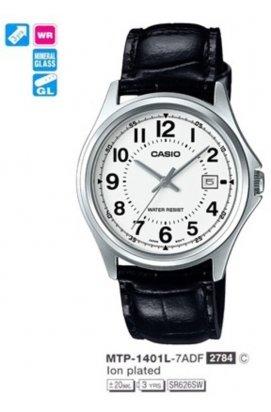 Часы Casio MTP-1401L-7A мужские наручные Япония
