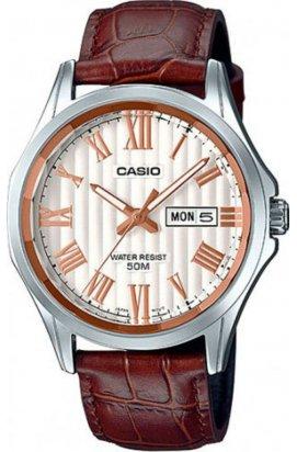 Часы Casio MTP-E131LY-7A мужские наручные Япония