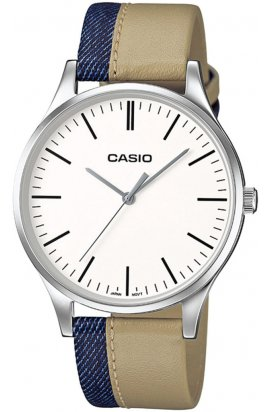 Часы Casio MTP-E133L-7EEF мужские наручные Япония