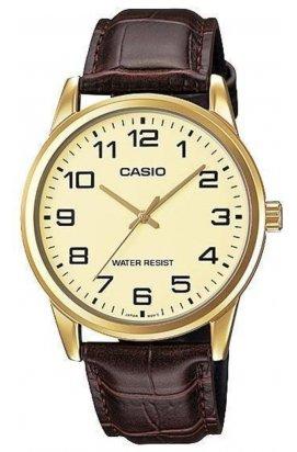 Часы Casio MTP-V001GL-9B (А) мужские наручные Япония
