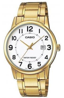 Часы Casio MTP-V002G-7B (А) мужские наручные Япония
