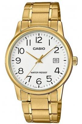 Часы Casio MTP-V002G-7B2 мужские наручные Япония