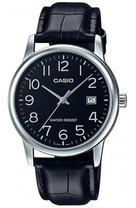 Часы Casio MTP-V002L-1B мужские наручные Япония