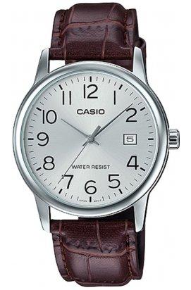 Часы Casio MTP-V002L-7B2 мужские наручные Япония