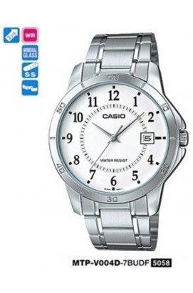 Часы Casio MTP-V004D-7B мужские наручные Япония