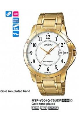 Часы Casio MTP-V004G-7B мужские наручные Япония