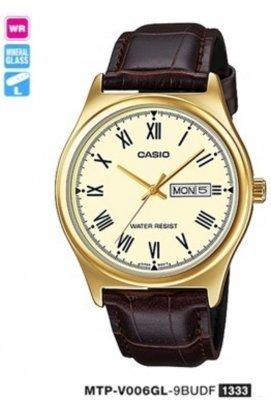 Часы Casio MTP-V006GL-9B мужские наручные Япония
