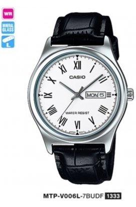 Часы Casio MTP-V006L-7B мужские наручные Япония