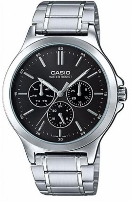 Часы Casio MTP-V300D-1A мужские наручные Япония