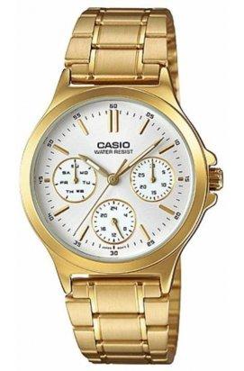 Часы Casio MTP-V300G-7A мужские наручные Япония