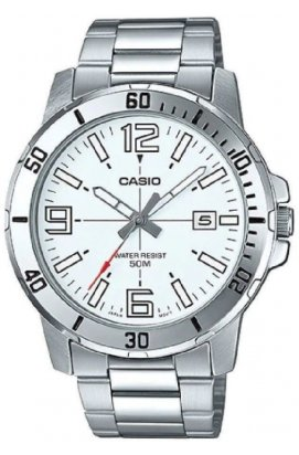 Часы Casio MTP-VD01D-7B мужские наручные Япония