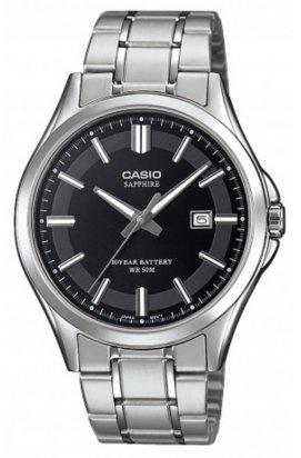 Часы Casio MTS-100D-1AVEF мужские наручные Япония