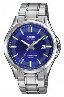 Часы Casio MTS-100D-2AVEF мужские наручные Япония