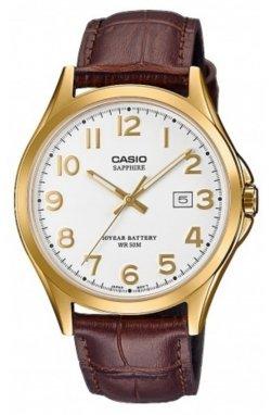 Часы Casio MTS-100GL-7AVEF мужские наручные Япония