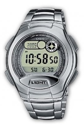 Часы Casio W-752D-1AVEF мужские наручные Япония