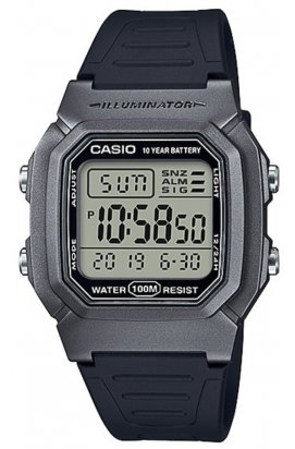 Часы Casio W-800HM-7A мужские наручные Япония