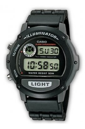 Часы Casio W-87H-1U мужские наручные Япония