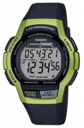 Часы Casio WS-1000H-3AVEF мужские наручные Япония