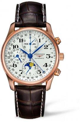 Часы Longines L2.673.8.78.3 мужские наручные Швейцария