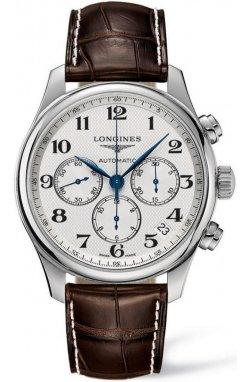 Часы Longines L2.859.4.78.3 мужские наручные Швейцария