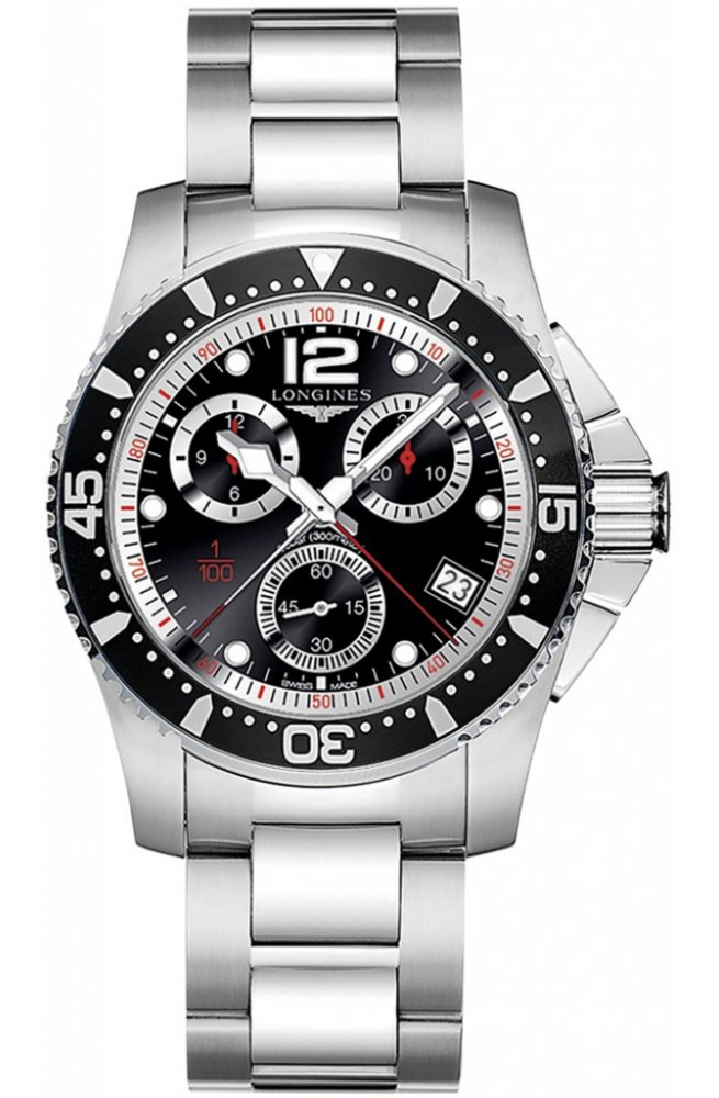 Часы Longines L3.743.4.56.6 мужские наручные Швейцария