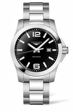 Часы Longines L3.760.4.56.6 мужские наручные Швейцария