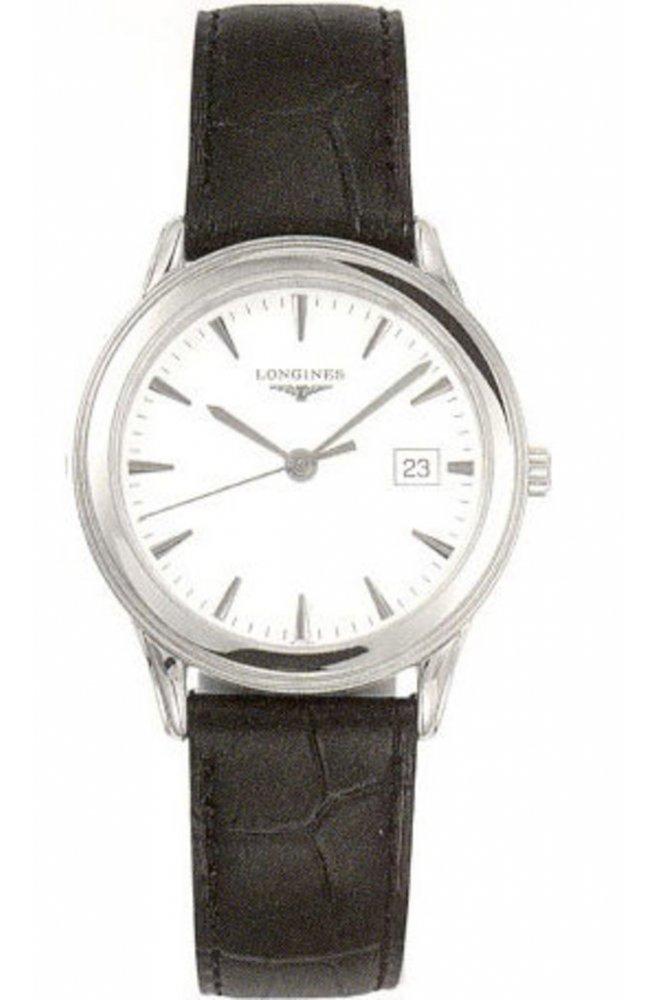 Часы Longines L4.716.4.12.2 мужские наручные Швейцария