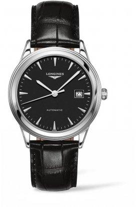 Часы Longines L4.874.4.52.2 мужские наручные Швейцария