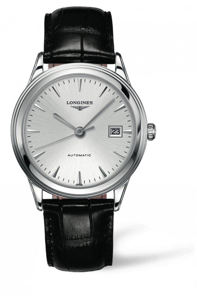 Часы Longines L4.874.4.72.2 мужские наручные Швейцария