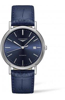 Часы Longines L4.921.4.92.2 мужские наручные Швейцария