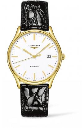 Часы Longines L4.960.2.12.2 мужские наручные Швейцария