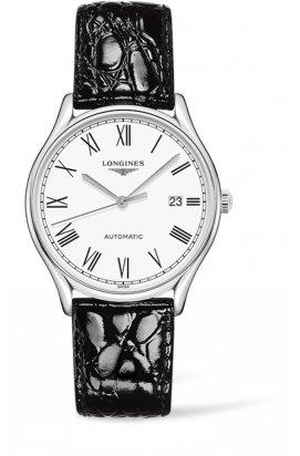 Часы Longines L4.960.4.11.2 мужские наручные Швейцария