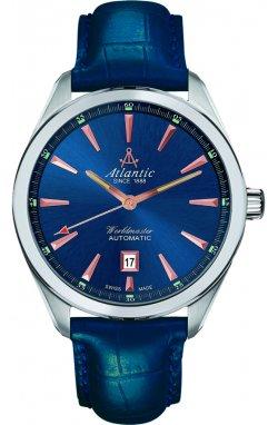 Часы Atlantic 53750.41.51R мужские наручные Швейцария