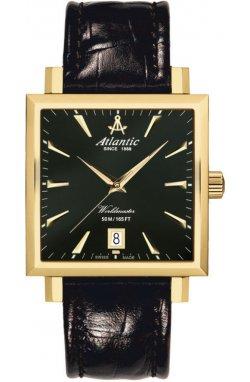 Часы Atlantic 54750.45.61 мужские наручные Швейцария