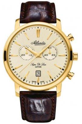 Часы Atlantic 64451.45.31 мужские наручные Швейцария